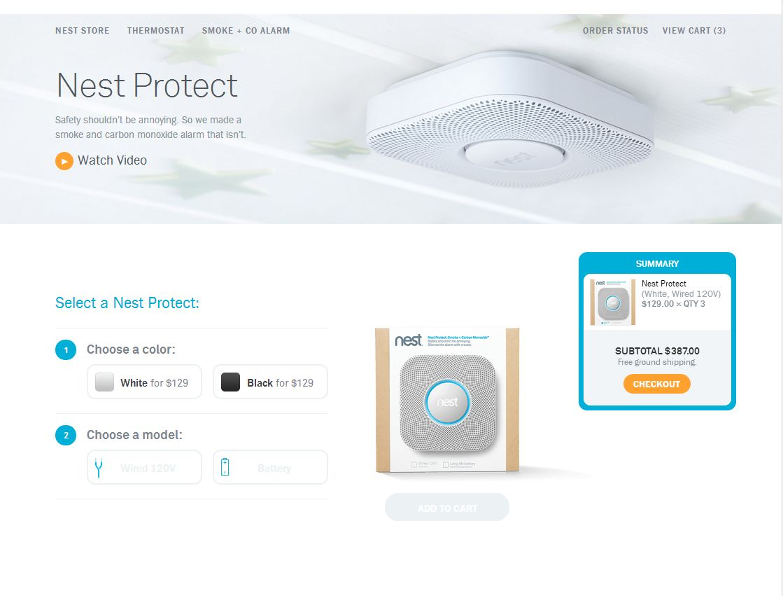 Nest 01 レスポンシブな、スマートフォンサイトでのフォームデザイン