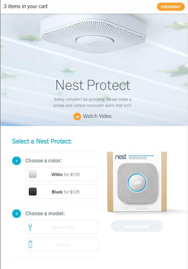 Nest 02 レスポンシブな、スマートフォンサイトでのフォームデザイン